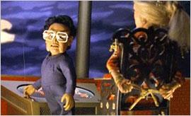Puppet Kim Jong-il