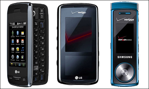 Chinese phones that work on verizon