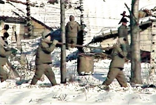 Footage of N Korea's Prison Camp Aired on Japan's Fuji TV