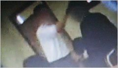 A video clip of a teacher brutally beating up a female student in the classroom is creating a stir as it spreads around the Internet.