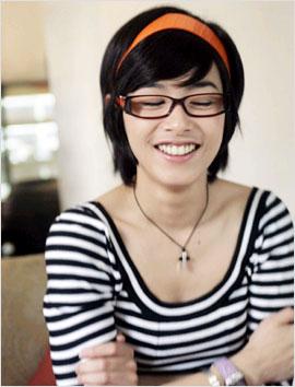 Kang Hye-jung in