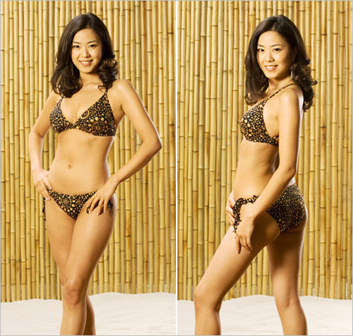 Miss india 2006 bikini