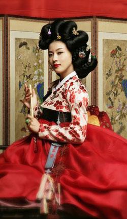 Gisaeng Becomes Cultural Icon of 2006 - The Chosun Ilbo