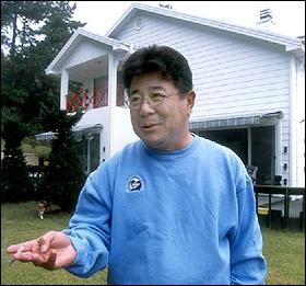 Actor Baek Il-seob