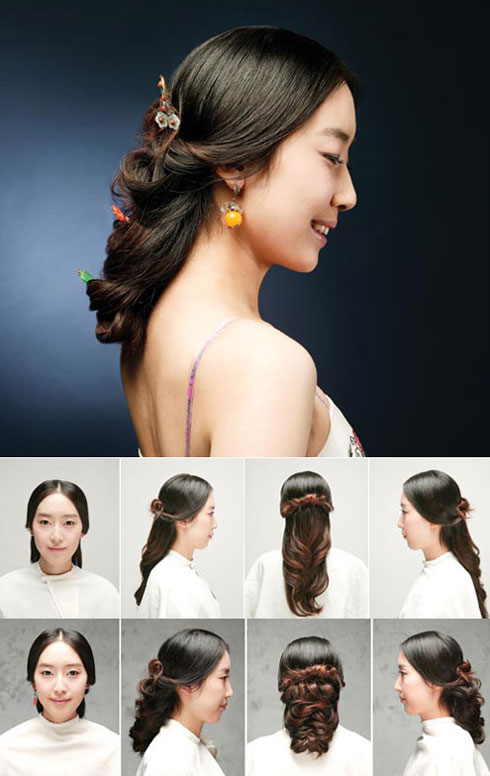 korean hairstyle 2008. Picture of Korean Hairstyles