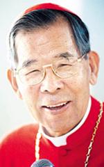 Cardinal Stephen Kim Sou-hwan