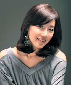Actress Moon Jung-hee (file photo)