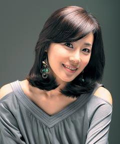 Actress Moon Jung-hee (file photo)