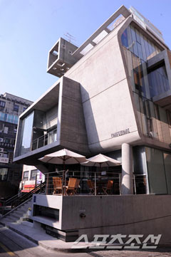 A building owned by Ko So-young in Cheongdam-dong in Seouls affluent Gangnam District