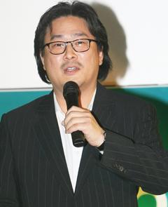 Park Chan-wook /Yonhap