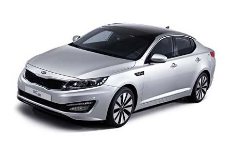 Kia K5 Outsells Hyundai Sonata for 2nd Straight Month - The Chosun