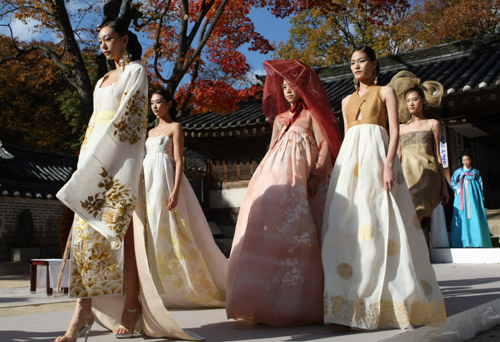 Image result for traditional korean fashion
