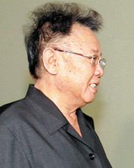 Kim Jong-il 