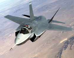 The F-35 /Courtesy of Lockheed Martin