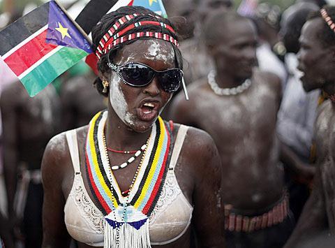 Nations Move to Recognize South Sudan - The Chosun Ilbo