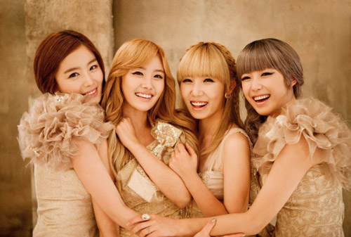 Girl Band Secret to Give Japan Another Dose of Korea's ...