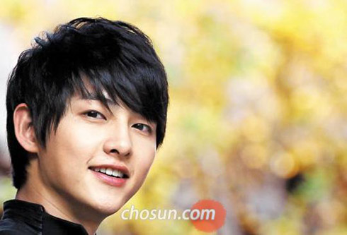 Song Joong-ki Migrating into Movies with Romantic Comedy - The Chosun