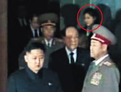 /[North] Korean Central News Agency-Yonhap