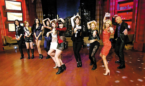 Girls' Generation Create Buzz After US Primetime Debut