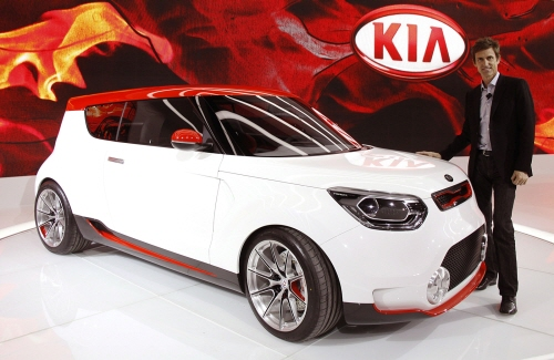 The Kia Trackster