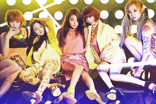 Wonder Girls /Courtesy of JYP Entertainment