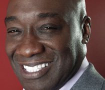 This Jan. 11, 2012 photo shows actor Michael Clarke Duncan in New York. /AP