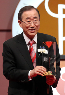 Ban Ki-moon /Yonhap