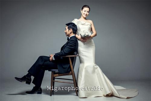 Grace Park and phil kim wedding