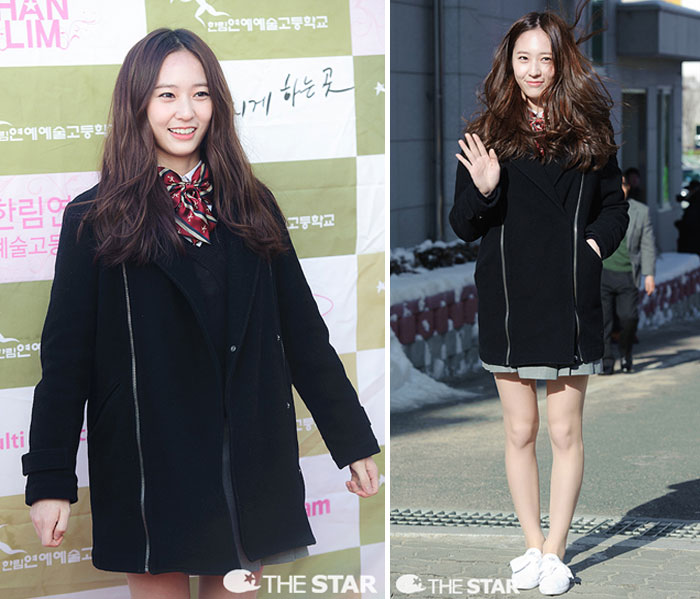 Teen Starlets Finish High School - The Chosun Ilbo ...