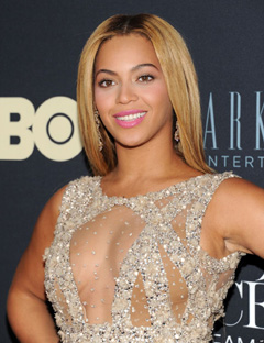 Singer Beyoncé Knowles attends the premiere of