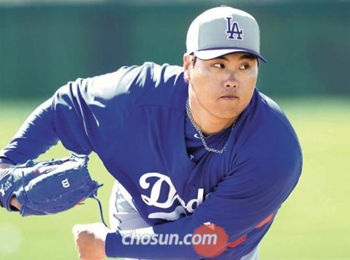Meanwhile, Ryu will likely play against the Milwaukee Brewers on Tuesday.
