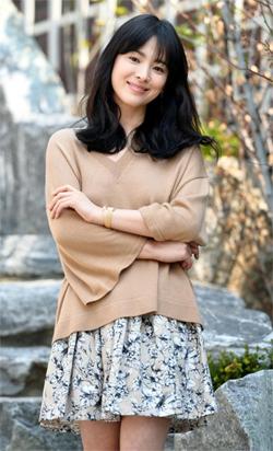 Song Hye-kyo /Newsis
