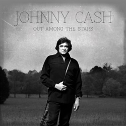 This photo provided by Columbia/Legacy shows the Johnny Cash album cover for