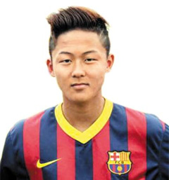 Lee Seung-woo /Courtesy of Ksport