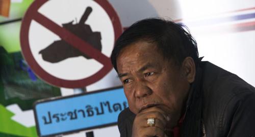 Kwanchai Praipana, a pro-government
