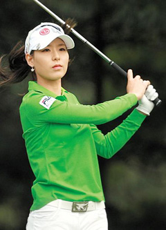 Kim Ja-young /Courtesy of KLPGA