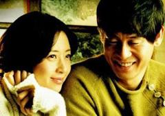 Song Yun-ah (left) and Sol Kyung-gu