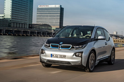 The i3 /Courtesy of BMW Korea