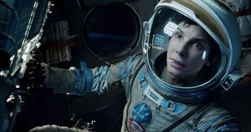 This film image released by Warner Bros. Pictures shows Sandra Bullock in a scene from the movie