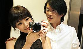 Seo Tae-ji (right) and Lee Eun-sung