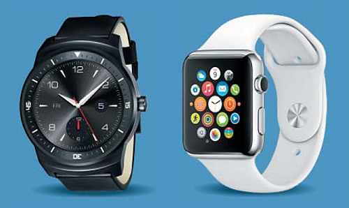 Lack of Interest Can't Stop Smartwatch Race