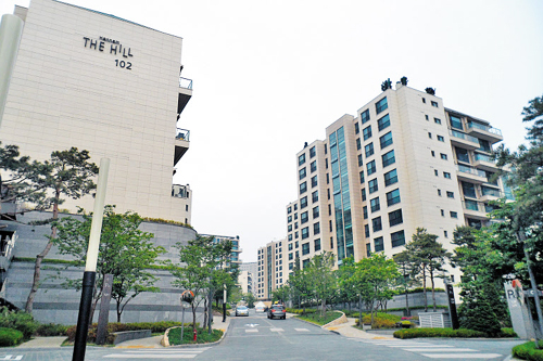Seocho Beats Gangnam For Most Expensive Apartments