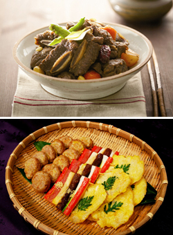 Rice cakes still quintessential chuseok food the chosun ilbo next were galbijjim or steamed short ribs 11 percent and jeon or korean pancakes 11 percent forumfinder Images