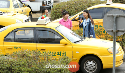 More Chinese Take Advantage Of Easier Korean Driving Tests The