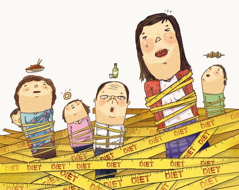 Korean Girls Start Dieting Dangerously Early - The Chosun Ilbo