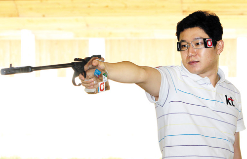 Shooter Jin Jong-oh to Compete at Rio Olympics