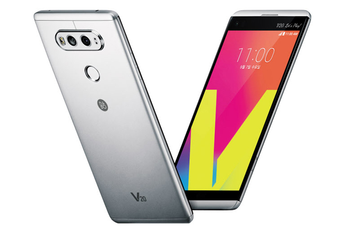 New LG V20 Appears To Be Popular In The US