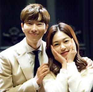 Korean actors dating news