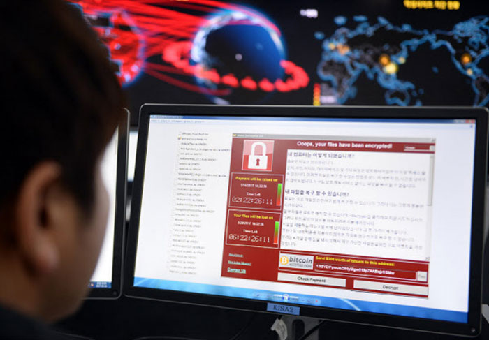 Suspicion: Massive cyber attack caused by North Korea