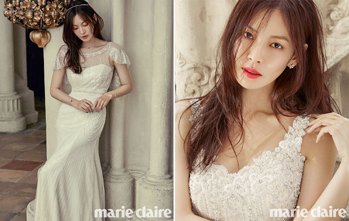 kim so yeon wedding